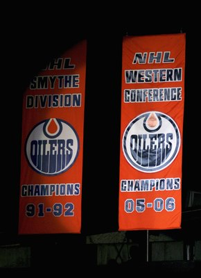 It will be another struggle for the Oilers to make the playoffs in the Western Conference this season.