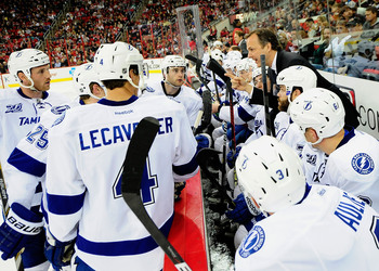 Jon Cooper and the Lightning will look to get back to the postseason in the 10th anniversary of their Stanley Cup Championship.