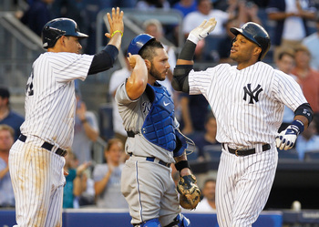 Despite playing with a weaker supporting cast, Cano has managed to keep the Yankees afloat this season