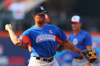 Robinson Cano represents the Yankees in the 2013 All-Star Game