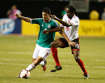 Raul Jimenez has become a cornerstone for El Tri.