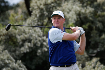 Ernie Els has been very good for a long time.