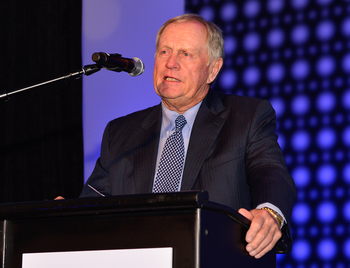 When Jack Nicklaus speaks, the golf world listens.