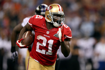 Frank Gore enters his ninth season in the NFL.