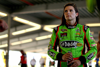 Danica Patrick's struggles in her rookie Sprint Cup year have overshadowed her progress.