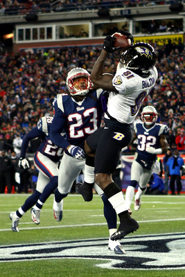 The Ravens and Patriots could very well meet twice in 2013-2014 as they did last season.