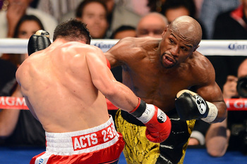 "Mayweather vs. Pacquiao will always remain the ""what-if"" fight."