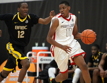 Kameron Chatman is considering an official visit to Michigan. Photo courtesy of 247Sports.