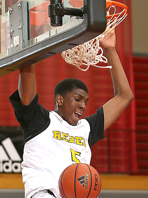 Landing Kevon Looney appears to be more realistic than ever. Photo courtesy of 247Sports.
