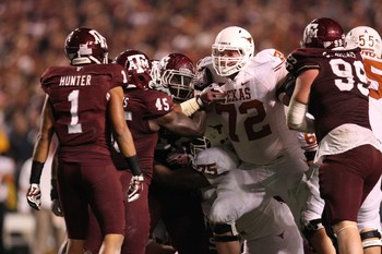 Historically, the Outland Trophy has not been kind to interior offensive linemen like Mason Walters.
