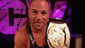 Former WWE champion, Rob Van Dam. (Credit: WWE.com)