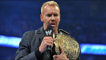 Former two-time world heavyweight champion, Christian. (Credit: WWE.com)