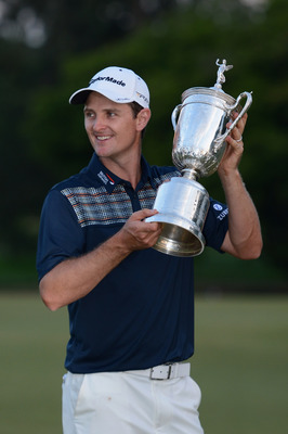 Justin Rose won the U.S. Open.