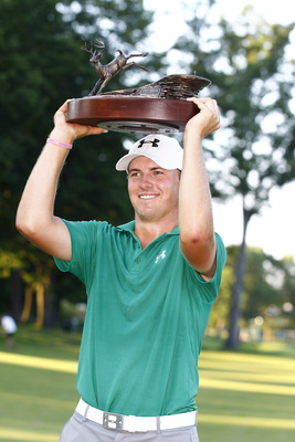 Jordan Spieth won the John Deere Classic.
