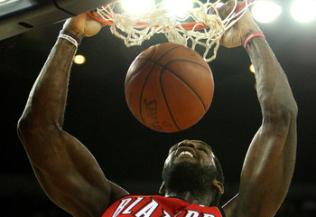 It may be hard to remember, but Greg Oden was starting to make an impact.
