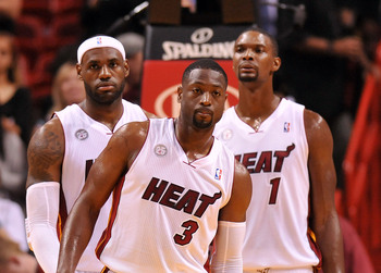 It's not a sure thing the Heat's stars will stay after 2014, or what will be left for the supporting cast.