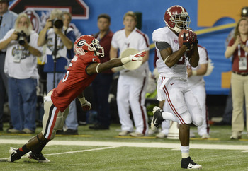 Alabama's Amari Cooper catches the game-winning touchdown in last year's SEC Championship game.