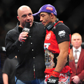 Jose Aldo will fight Chan Sung Jung at UFC 163.