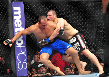 Cain Velasquez and Junior dos Santos will fight for a third time at UFC 166.