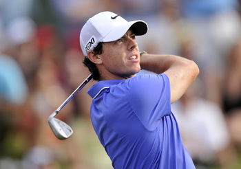 Rory McIlroy was at his best in the 2011 U.S. Open at Congressional.