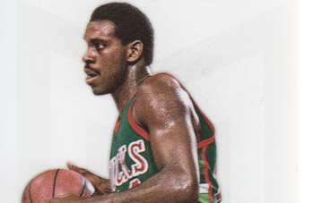 Buckner was a nightmare of a player to be guarded by. Photo courtesy of the Panini Group
