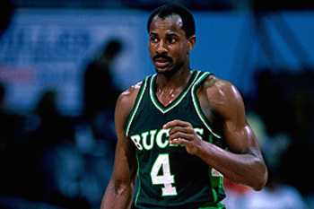 Moncrief starred for the Bucks from 1982-86. Photo courtesy of Andrew D. Bernstein/NBAE via Getty Images
