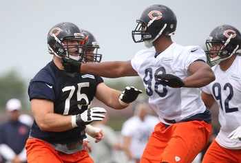 Kyle Long & Corey Wootton