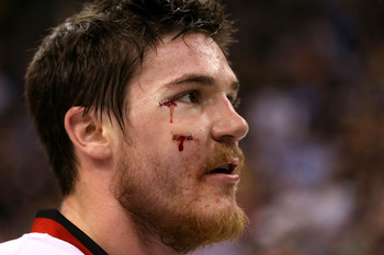Andrew Shaw brought young talent to the Blackhawks.
