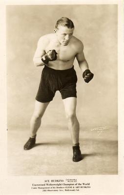 Ace Hudkins: Standout Lightweight, Welterweight and Middleweight