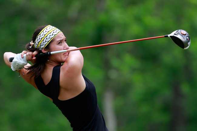 Hi-res-169008306-kim-welch-watches-her-drive-on-the-4th-hole-during_crop_650