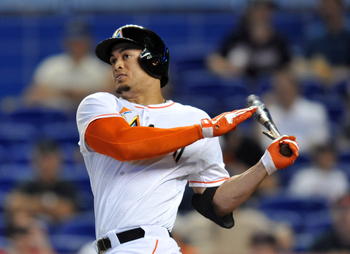 The Rangers are desperately trying to acquire outfielder Giancarlo Stanton from the Marlins.
