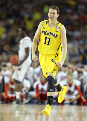 Nik Stauskas is going to be Michigan's top perimeter threat for the next couple of years.
