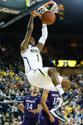 Glenn Robinson III may be gone come season's end.