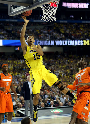 Is Jon Horford the future at center for Michigan?