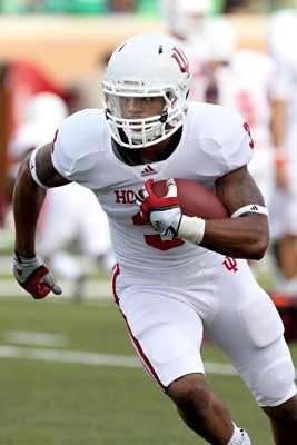 Indiana junior wide receiver Cody Latimer.