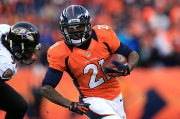 Ronnie Hillman will be pushed for his starting job by Montee Ball.