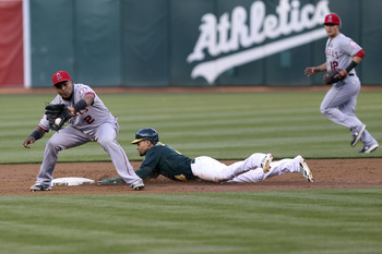 The A's need first-half Coco Crisp to return.
