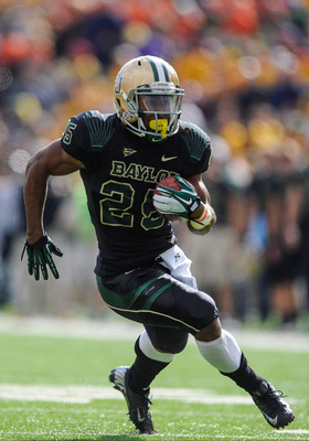 RB Lache Seastrunk