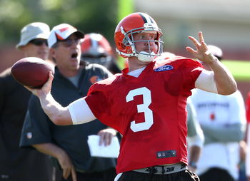 Can Brandon Weeden take a step forward in 2013?