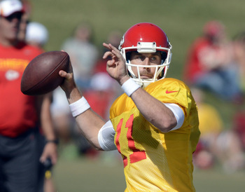 The addition of Alex Smith could dramatically change the Chiefs' fortunes this season.