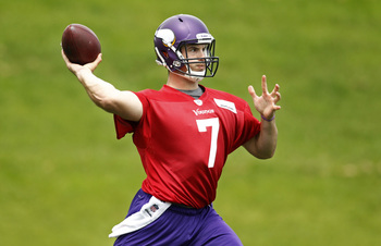 Can Christian Ponder lead the Vikings to the playoffs for a second consecutive year?