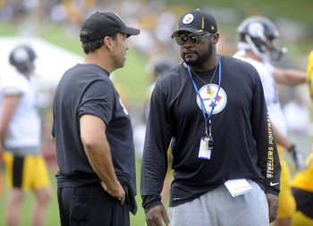 The Steelers are looking to rejoin the AFC playoff conversation.