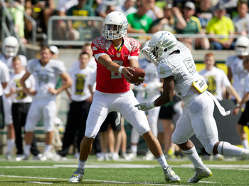 QB Marcus Mariota must be a leader this season