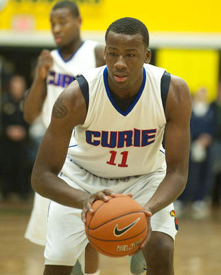 Chicago Curie 5-star F Cliff Alexander (Photo: 247Sports)