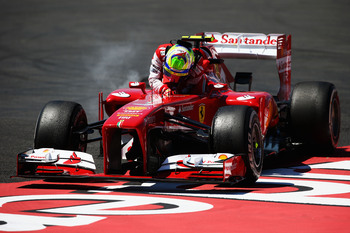 Felipe Massa's had an up-and-down season at Ferrari