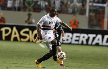 Photo courtesy of http://www.saopaulofc.net/