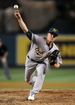 Sonny Gray held his own in his first big league stint.