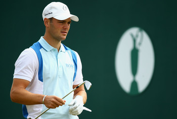 Martin Kaymer is the 2011 PGA Championship champion.