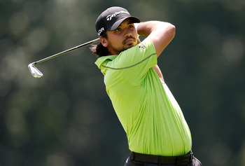 Jason Day has had a good major season.
