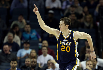 Gordon Hayward and the Jazz could be a strong defensive team, but they'll struggle to score.